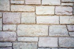 Wall of Stone Royalty Free Stock Photos