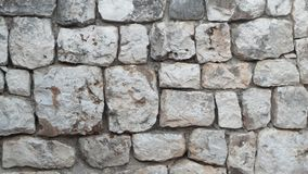 Wall of stone background royalty free stock photo