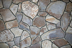 Wall stone background, texture. Royalty Free Stock Photos