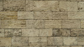 Wall. Stone wall of a historic building in Budapest, Hungary Stock Photos