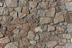 Wall stone from picos Royalty Free Stock Images