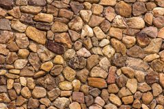 Wall stone rock texture Stock Photos