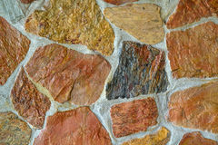 Wall stone Royalty Free Stock Images