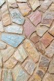 Wall stone Royalty Free Stock Photography