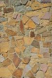 Wall of stone royalty free stock photography