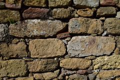 Wall, Stone Wall, Rock, Cobblestone Stock Photos