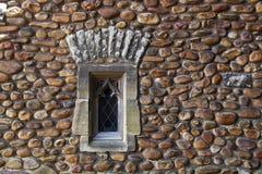 Wall, Stone Wall, Window, Brickwork stock photography