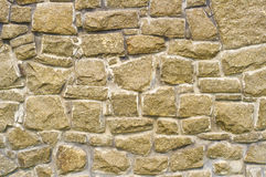 Wall of stones Royalty Free Stock Photos