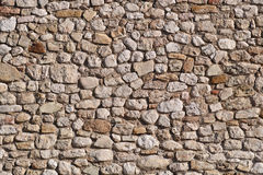 Wall stones Stock Images