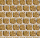 Wall of stones (constructed seamless image) Royalty Free Stock Image