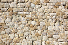 Wall of stones Royalty Free Stock Images