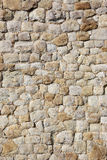 Wall of stones Royalty Free Stock Photography