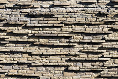 Wall stones pattern Royalty Free Stock Images