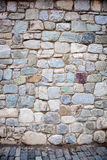 Wall of stones Stock Photography