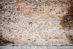 Wall of stones Royalty Free Stock Photos