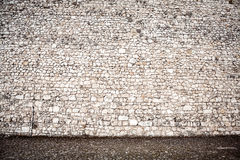 Wall of stones Stock Image
