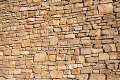 Wall of stones Stock Photos