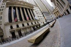 Wall Street Stock Photography