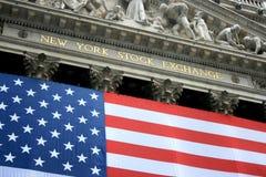 Wall Street. Royalty Free Stock Photo