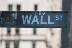 Wall Street Stock Photos