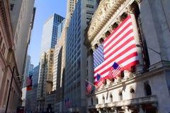 Wall Street Stock Photo