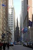 Wall Street Stockfotos