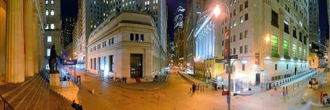 Wall Street Obrazy Stock