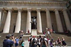 Wall Street Fotografia de Stock