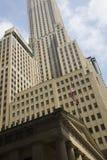Wall Street Stock Image