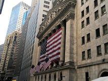 Wall Street Стоковые Изображения RF