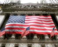 Wall Street стоковые изображения