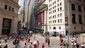 Wall Street e troca conservada em estoque filme
