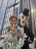 Wall Street Hillary Royalty Free Stock Photo