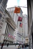 Wall Street, New York City Stock Photography