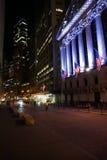 Wall Street, New York City, USA. Stock Photo