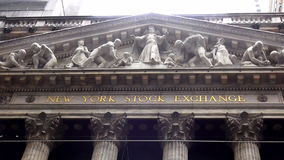 Wall Street New York Stock Exchange USA cityscapes