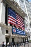 Wall Street, NYSE Lizenzfreie Stockfotos