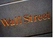 Wall Street sign Royalty Free Stock Image