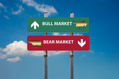 Wall street words in a financial concepts background Royalty Free Stock Photo