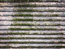 Wall stripes texture background. Wall, brick stripes texture background close up Royalty Free Stock Photography