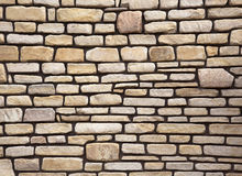 Wall style Royalty Free Stock Image