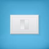 Wall switcher Stock Photo