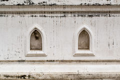 Wall temple Royalty Free Stock Photography