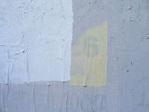 Wall texture. Grey urban texture of old wall Royalty Free Stock Photography
