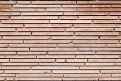 Wall texture. With polished marble bricks Stock Photo
