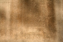 Wall texture. Plastered aged noisy grungy wall Stock Image