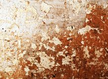 Wall texture background. Grunge red white Stock Image