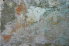 Wall texture background. Painted spotted wall texture background Royalty Free Stock Photo