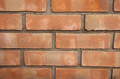 Wall texture with bricks Stock Images
