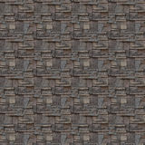 Wall texture of  bricks seamless pattern Stock Photography
